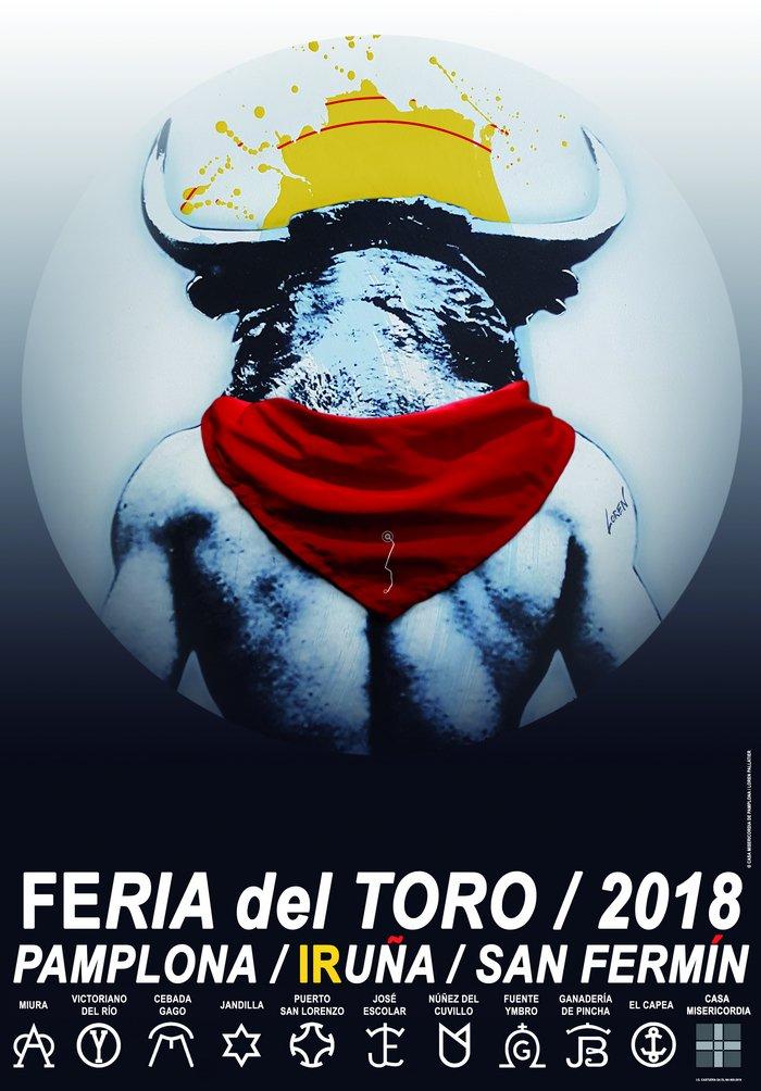 feria del toro 2018 pamplona sanfermin