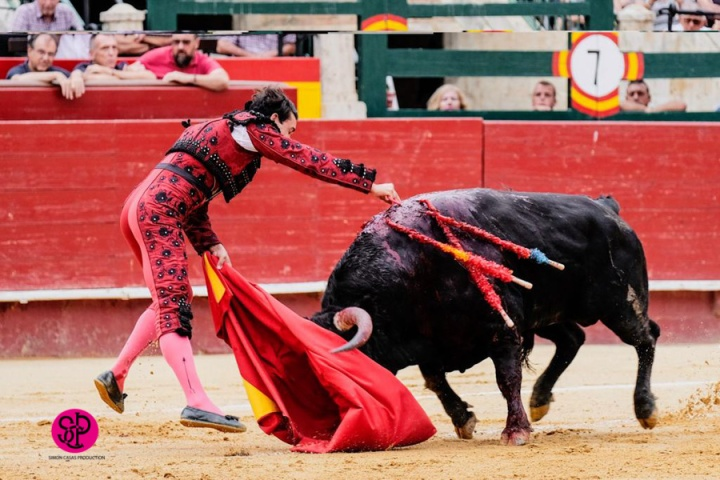 jesus duque estocada valencia 2019 feria de julio